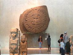 Museo antropológico, Mexico DF. Espectacular arquitectónicamente y de contenido.