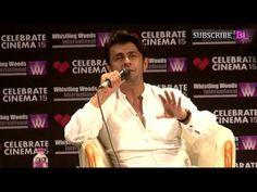 Sonu Nigam, Imtiaz Ali & Subhash Ghai at Closing Ceremony of Celebrate Cinema WWI Fest 2015 - YouTube