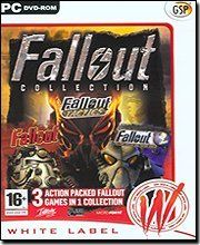 Fallout Collection (Fallout, Fallout Tactics, Fallout  A Post Nuclear RPG) #gameuniverse #videogames #gamer #xbox #nintendo #playstation