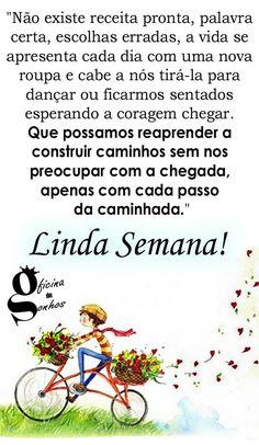 #OficinaDeSonhos    #LindaSemana  - Oficina de Sonhos ® - Google+