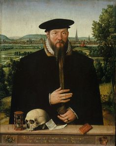 1568 Ludger tom Ring the Younger - Herrmann Huddaeus
