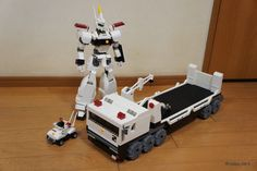 https://flic.kr/p/zJET8D | Patlabor Labor carrier