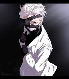 Kaneki Ken - White Suit Style