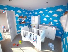 Child safety in the bedroom or nursery