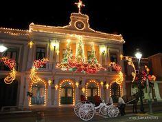 Plaza de Juana Diaz , Puerto Rico christmas