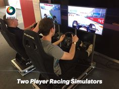 Two & four player Race Sim hire. Brand Activation, Corporate Events, Parties & more. Office Christmas Party, Racing Simulator, Family Fun Day, Steering Wheels, Racing Seats, Event Themes, Activity Days, Outdoor Events, Team Building