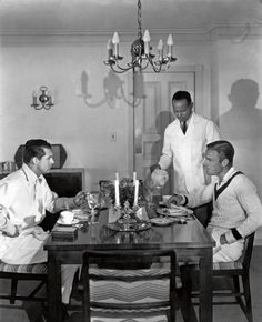 cary grant, he came to Paris as a chic pr to his own cosmetics label, we met and now that he is gone it has its full value
