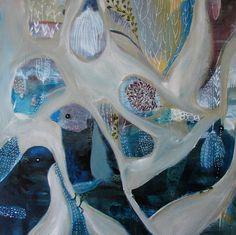 bird pond by Tiel Seivl-Keevers