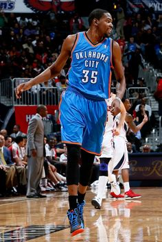 KD!!! Thunder at Hawks: Dec. 19, 2012 | THE OFFICIAL SITE OF THE OKLAHOMA CITY THUNDER
