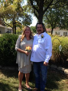 Congrats to Michael and Donna who were married on 10-10-15 in St. Peters MO