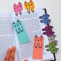 Imagen de book, cat, and diy
