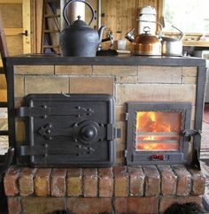 I recently stumbled across your great little forum fırın thought I'd share my stoves with you. The design is not classic rocket stove but includes elements of it. It's a horizontal front load, batch