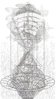 The Demiurge and the Pathways up the Tree of Life and Creation Sacred Geometry <3