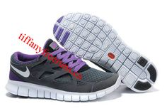 pretty nice e96c9 3b50e Nike Free Run 2 Size 12 Grey Purple White Nike Free Run 2, Free Running