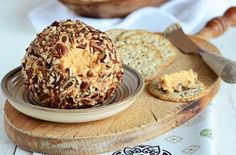 Cheddar Cheese Ball Appetizer | Tasty Kitchen: A Happy Recipe Community!