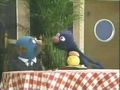 Grover the Waiter! This was the best on Sesame Street