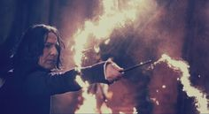 Snape. Love of my life.