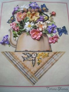 Gallery.ru / Фото #21 - Вышивка лентами 1 - tatiana-25