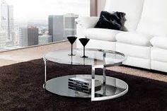 Resultado de imagen para mesas de centro de vidrio