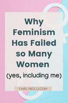 """Is feminism wrong? But what about women's rights? What about equality? This episode is going to equip you with the tools you need to hopefully identify the messages that are negatively impacting you in the name of """"empowerment"""". Ultimately, I want you to be free to make your own choices, and feel proud of your own decisions. 