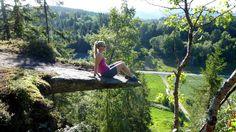 9 steder i Trondheim du kan ta syke turbilder