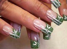 Bamboo nails