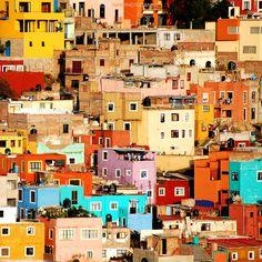 Guanajuato, Mexico by Nan Zhong on 500px