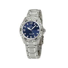 FESTINA F16171/4 - Reloj de mujer de cuarzo, correa de acero inoxidable color plata #relojes #festina