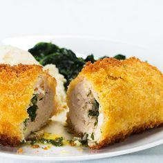 Garlic Butter-stuffed Chicken by Tasty
