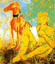 Miquel Barcelo, Pintor de los astros, 1982