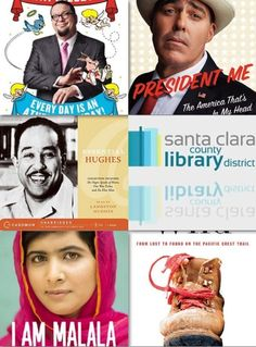 Guest Librarian In the Stacks Laura Pasternack from Santa Clara County Library vlogs her 5Fave Non-Fiction Audiobooks. http://www.inthestacks.tv/2015/11/guest-librarian-5faves-laura-nonfiction-audiobooks/