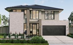 The Hampshire is a light filled spacious open plan dining and family, with a huge designer kitchen. Discover our luxury Hampshire homes at Metricon! Dream House Exterior, New Home Designs, Fashion Room, Hampshire, Melbourne, House Plans, New Homes, House Design, Mansions