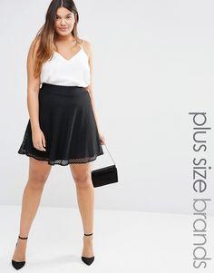 Image 1 ofJunarose Mesh Full Skirt