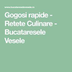 Gogosi rapide - Retete Culinare - Bucataresele Vesele