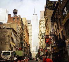 New York New York! #thebigapple #dreamcity  : @mytravelboektje