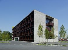 Gallery of i+R Group Corporate Headquarters / Dietrich | Untertrifaller Architekten - 1