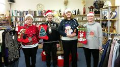 Are you wearing your #Christmas Jumpers today? We are :)
