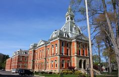 Warren County Courthouse by jacrabit  Warren, Pennsylvania   http://www.panoramio.com/photo/71220301
