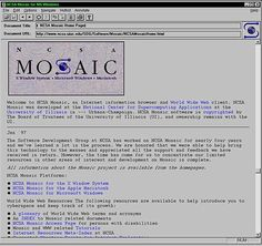 The web as we know it got its start 20 years ago, when Mosaic, the first popular web browser, arrived. Internet Explorer, Ai Machine Learning, Urbana Champaign, Digital Museum, Le Web, Cloud Computing, Web Browser, Say Hello, Science And Technology