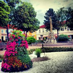 """See 37 photos and 4 tips from 768 visitors to Prievidza. """"There is nice castle close to this city, definetly recommending """"park"""" restaurant for good. Park Restaurant, Four Square, Sidewalk, Castle, Mansions, Nice, House Styles, Decor, Scrappy Quilts"""