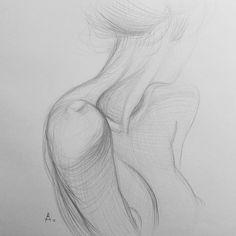 Stunning sketches by Andrey Samarin Студия Андрея Самарина instagram.com/andreysamarin