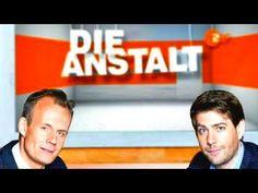 Die Anstalt 03/02/2015 Polit-Satire: Max Uthoff & Claus von Wagner