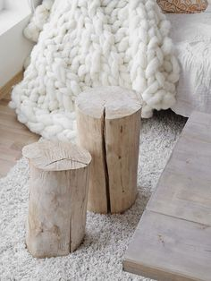 white and wood http://barefootstyling.com