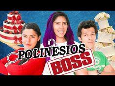 EL DESAFÍO KAREN VALASTRO CAKE BOSS | LOS POLINESIOS VLOGS - YouTube