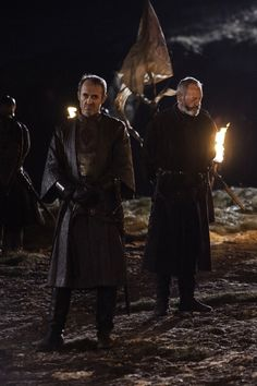 Pin for Later: New Game of Thrones Pictures: Daenerys's Dragons Are All Grown Up!  Stannis resurfaces.