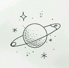 THE SAFETY PIN PLANET i think I live there Doodle Drawings, Art Drawings Easy, Hair Drawings, Tattoo Drawings, Tattoo Ink, Tumblr Drawings, Doodle Art, Cute Drawings, Tattoos