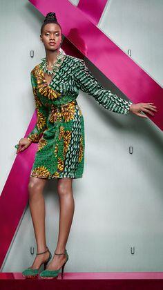 Fashion - Vlisco V-InspiredVlisco V-Inspired ~Latest African fashion, Ankara, kitenge, African women dresses, African prints, African men's fashion, Nigerian style, Ghanaian fashion ~DKK
