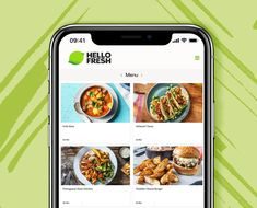HelloFresh: #1 Recipe Box Delivery Service | Dinner is Solved Fast Healthy Meals, Quick Meals, Healthy Recipes, Meal Delivery Service, Box Delivery, Hello Fresh Menu, Food Meaning, Fresh Food Delivery, Batch Cooking
