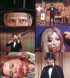 The Wizard of Gore 1970...Montag