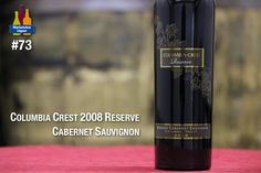 Chewy with tannin, but bursting with fresh currant and plum, sneaking in hints of mint and black tea as the finish lingers. A graceful wine that has miles to go. Best from 2013 through 2018.  93 Points Wine Spectator.    http://www.marketviewliquor.com/product/columbia-crest-reserve-cabernet-sauvignon-wine-750ml.html